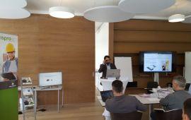 Instandhaltungssoftware(CMMS)  isproNG bei den IH-Tagen Klagenfurt