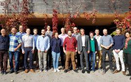 Team Forschungsprojekt I-Asset mit H&H Systems