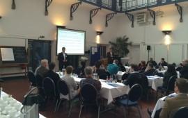 Präsentation von isproNG bei den IH-Tagen Nord 2015