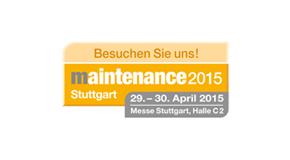 Maintenance Stuttgart 2015